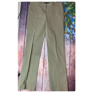 Theory Tan Professional Career Trousers Size 8